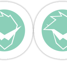 Kamina Approval Icon Sticker