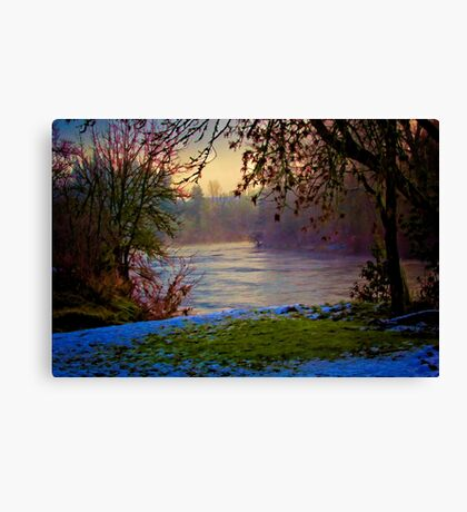 Tranquil Moments Canvas Print
