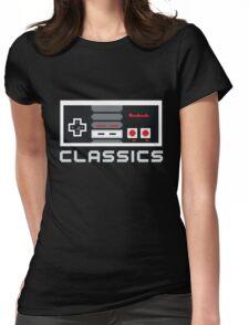 8-bit Classics Womens Fitted T-Shirt