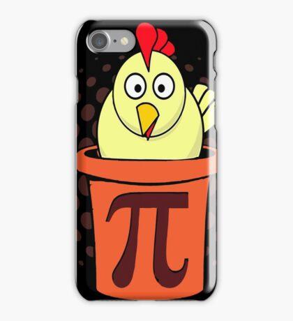 Chicken Pot Pie - Chicken Pot Pi iPhone Case/Skin