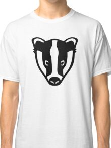 Badger head Classic T-Shirt