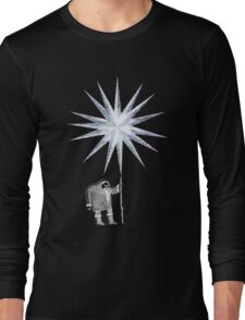 Old Man Winter Hermit and North Star Long Sleeve T-Shirt