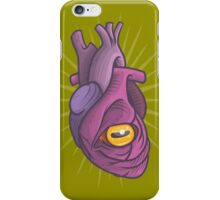 The Heart Sees iPhone Case/Skin