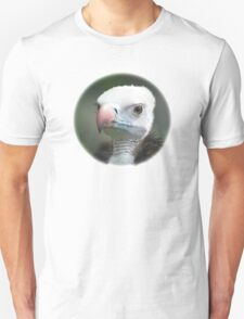 White-headed Vulture / Wollkopfgeier T-Shirt