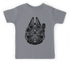 The Millennial's Falcon Kids Tee