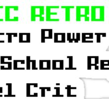 New t-shirt! Sticker