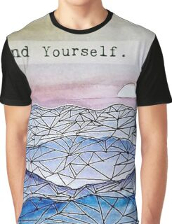 Find Yourself. Graphic T-Shirt