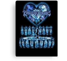 Kingdom Hearts Canvas Print