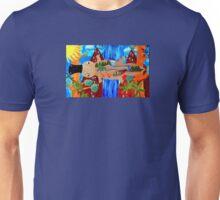 Dorrigo primary school panel1 Unisex T-Shirt