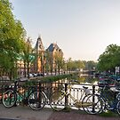Bikes and canals. by naranzaria