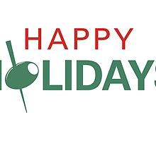 Happy Holidays - Martini by kserianni
