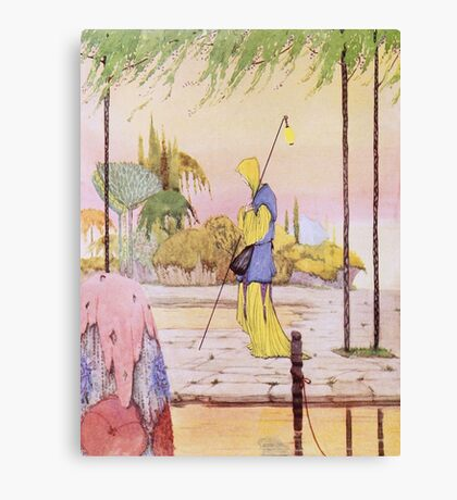The Lake Isle of Innisfree Canvas Print