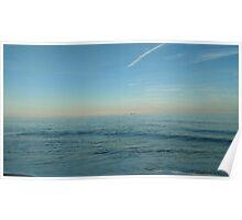 Peaceful Sea Poster