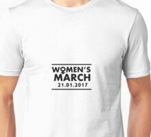 Women's March On Washington D.C Unisex T-Shirt