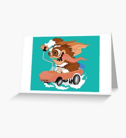 Gizmo! Greeting Card
