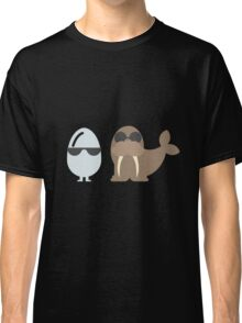 Eggman and The Walrus Classic T-Shirt