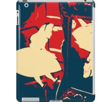 Upside down alice iPad Case/Skin