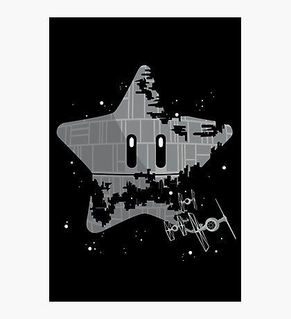 Super Death Star Photographic Print