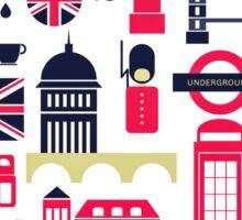 London Heart Sticker