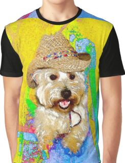 West Highland White Terrier - Ready To Go? Graphic T-Shirt