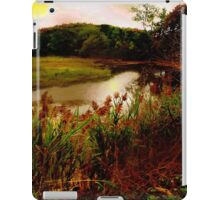 Salt Marsh Sunrise iPad Case/Skin
