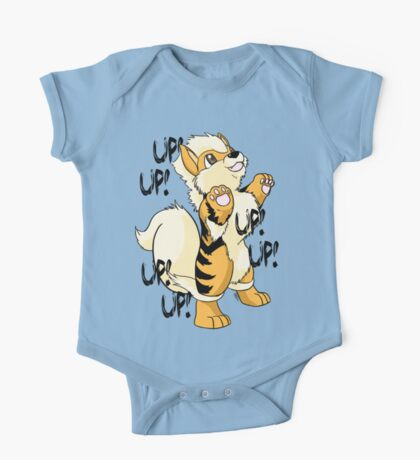 Up! Up! One Piece - Short Sleeve