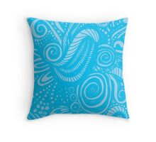 Sky Universe Throw Pillow