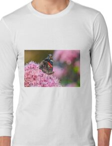 Red Admiral  Long Sleeve T-Shirt