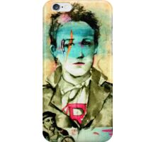 Leader Of The Pack ( Rimbaud Leather )  iPhone Case/Skin