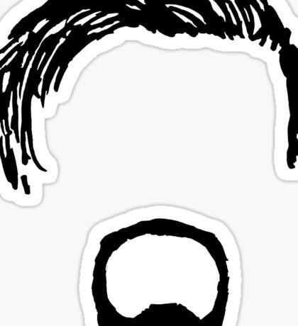 David Brent Artwork Sticker