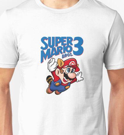 Super Mario Bros. 3  Unisex T-Shirt