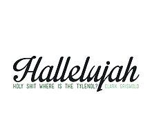 Hallelujah - Medicate Me by kserianni