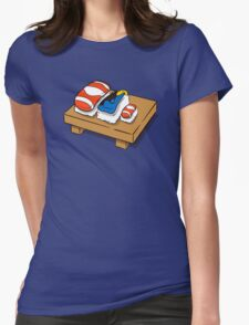 Nemo Sushi Womens Fitted T-Shirt