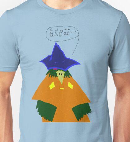Cursing Wizard Unisex T-Shirt