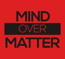 Mind Over Matter by Zak Holder