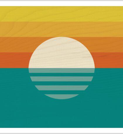 Sun Rays Sticker