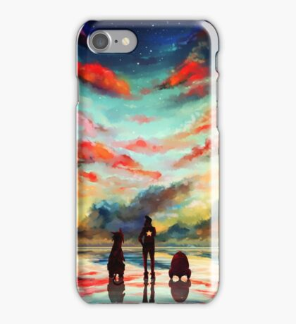 To the Stars, Baby iPhone Case/Skin