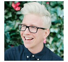 Tyler Oakley Twitter Icon by nicolinelisby