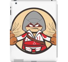 assassin's creed angry iPad Case/Skin