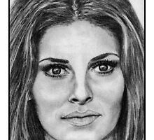 Raquel Welch in 1973 by JMcCombie