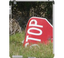 Failure To Yield & The Grasshopper iPad Case/Skin