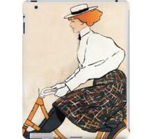 Stearns Bicycling Company iPad Case/Skin