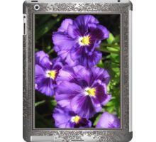 Pansy from the Chalon Supreme Primed Mix iPad Case/Skin