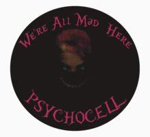 Phoenix In Psycholand (Psychocell) by TNPhoenix