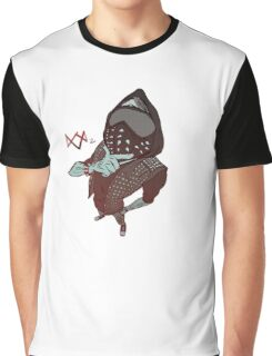 Watch Dogs 2 Graphic T-Shirt
