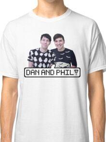 Dan and Phil! Classic T-Shirt