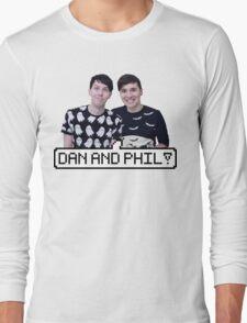 Dan and Phil! Long Sleeve T-Shirt
