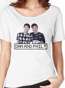 Dan and Phil! Women's Relaxed Fit T-Shirt