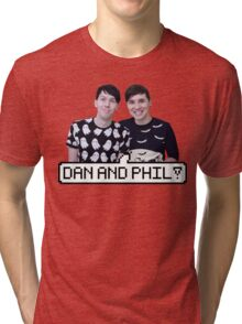 Dan and Phil! Tri-blend T-Shirt