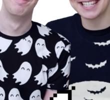 Dan and Phil! Sticker